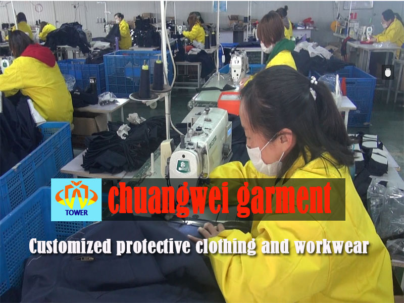 Xinxiang Tower workwear co. LTD
