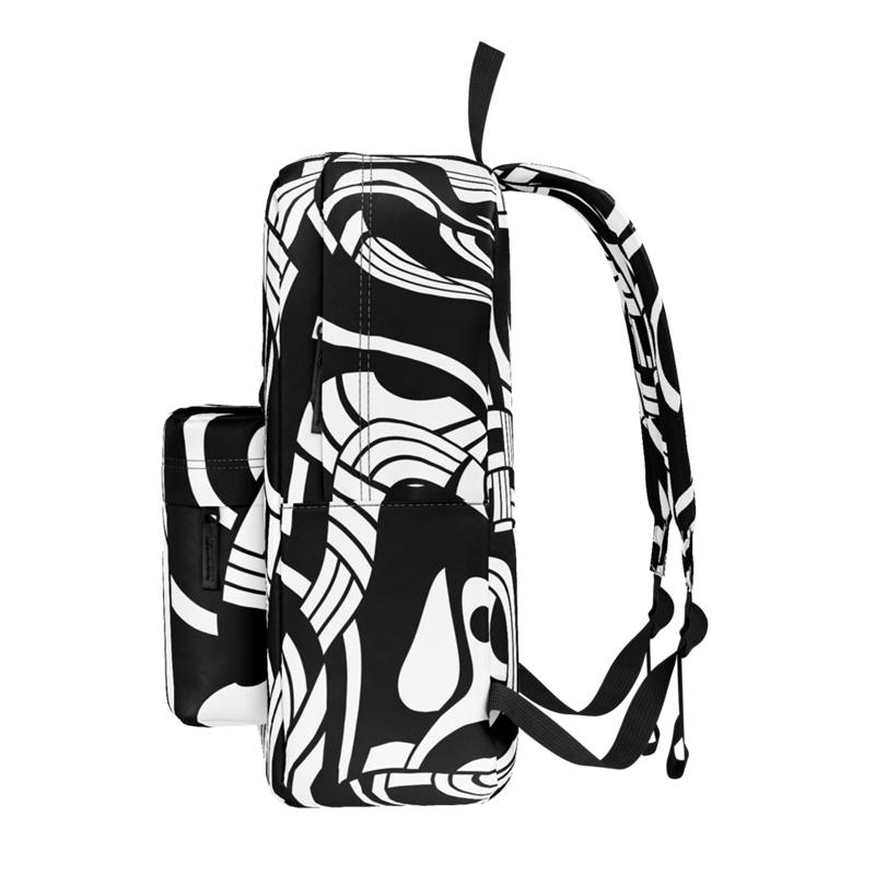 Wholesale mochila de poliéster personalizado