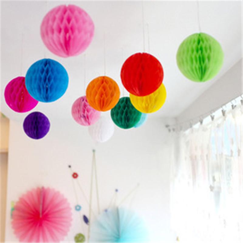 Decorações de teto banners balões fita garland para festa de casamento Chirstmas dia
