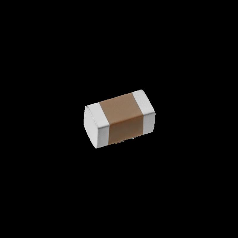Capacitor cerâmico multi-camada