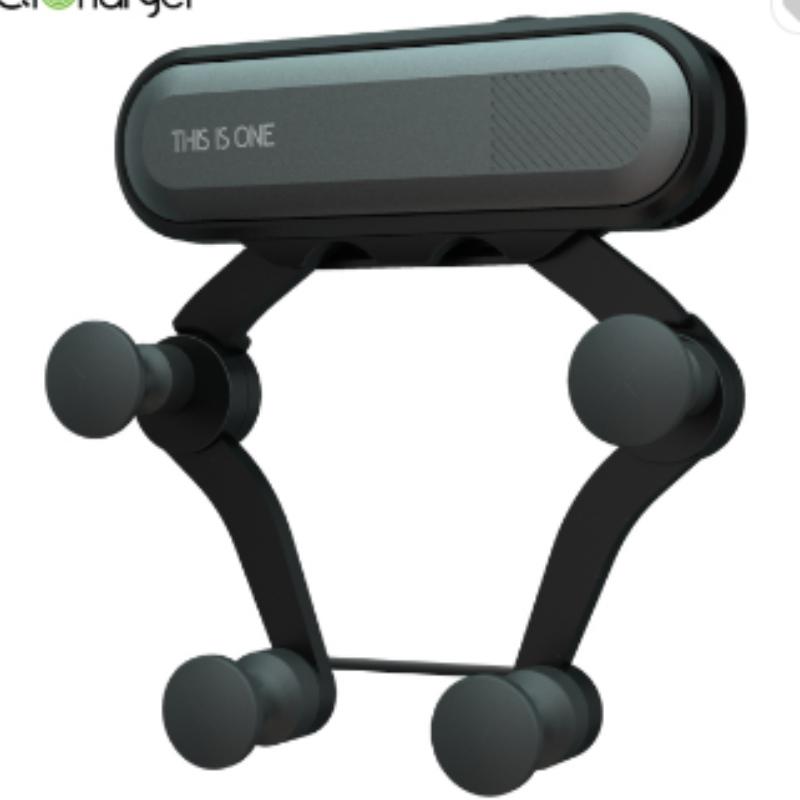 O berço novo do telefone - suporte do telefone do carro Suporte quente do respiradouro de ar da gravidade 2019