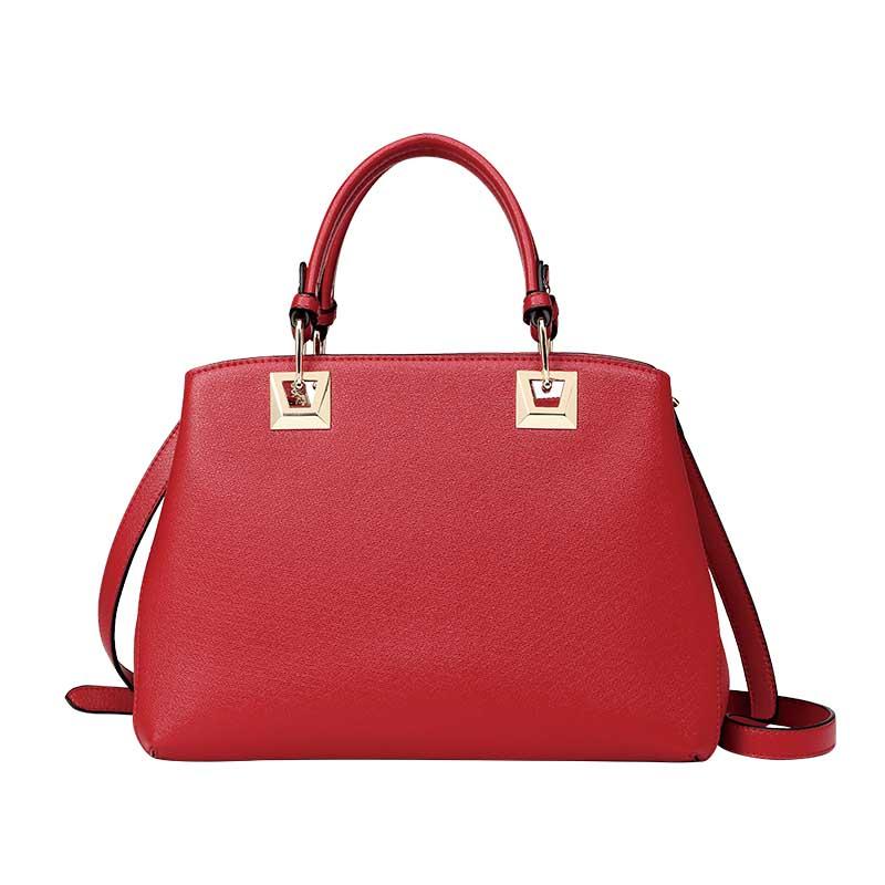 Bolsa de couro do plutônio das mulheres Best-seller da moda-HZLSHB008