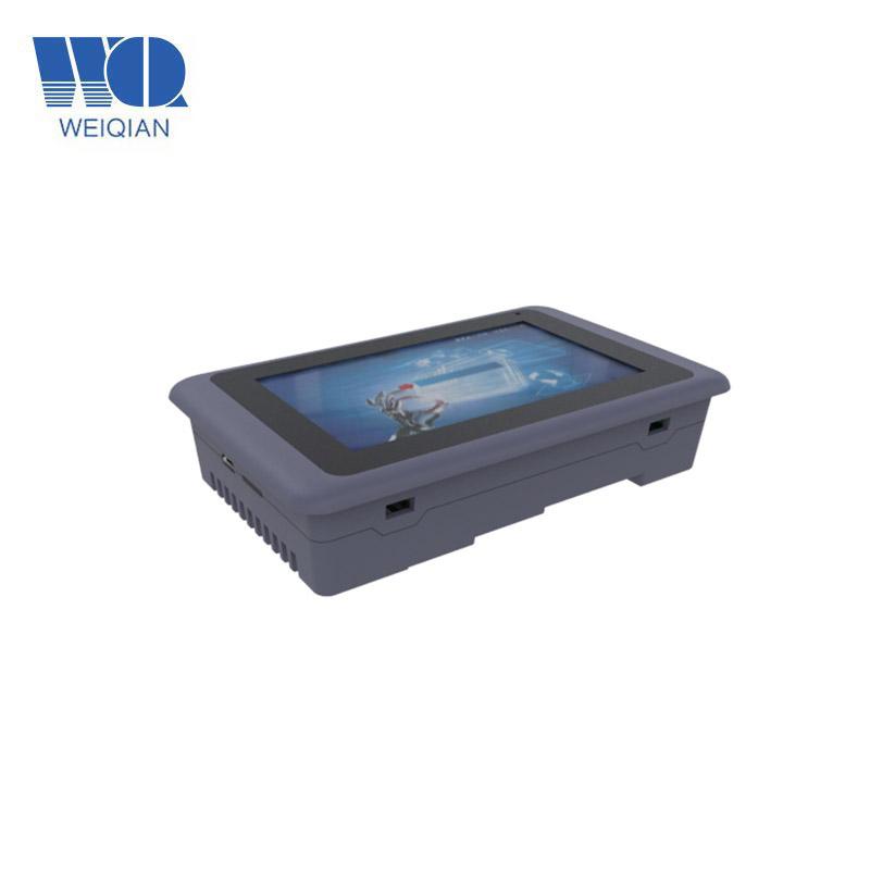 Computador industrial do painel de WinCE do monitor industrial da tela de toque de 4,3 polegadas
