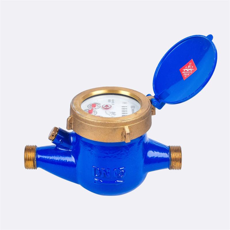 Medidor de água ajustável externo do tipo seco Multi Jet