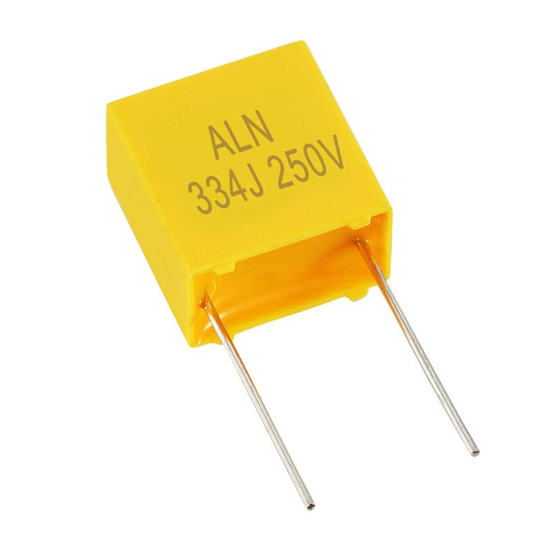 Capacitor de filme de polipropileno MEB