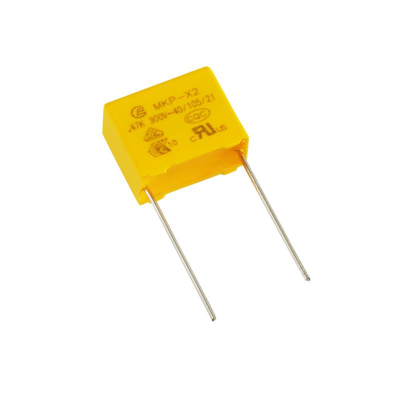 Capacitores de filme de polipropileno metalizado MKP