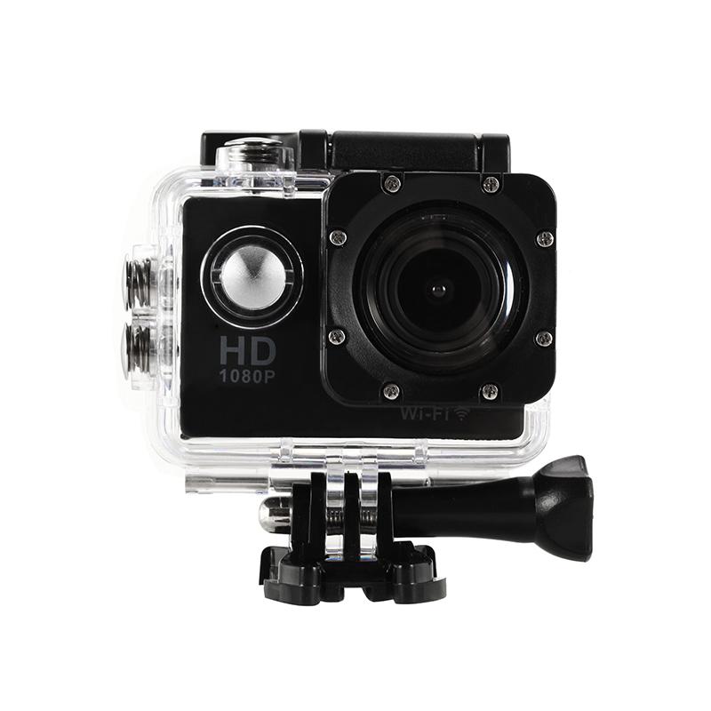 Câmera de ação portátil Wifi FHD DX1