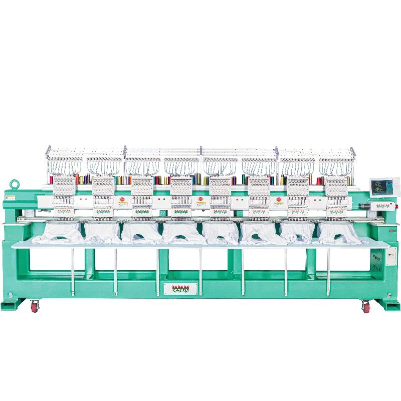 Série de máquinas de bordar cilindros