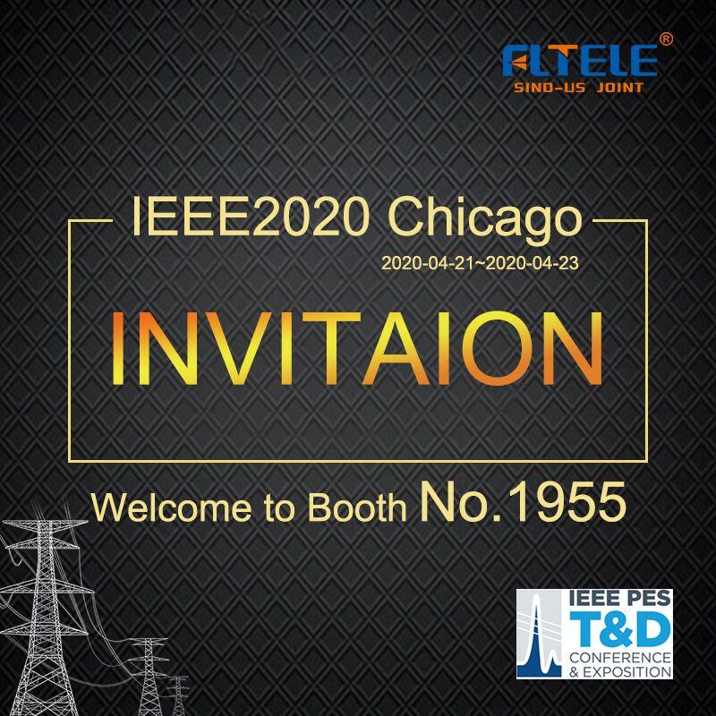 Exposição IEEE 2020 em Chicago