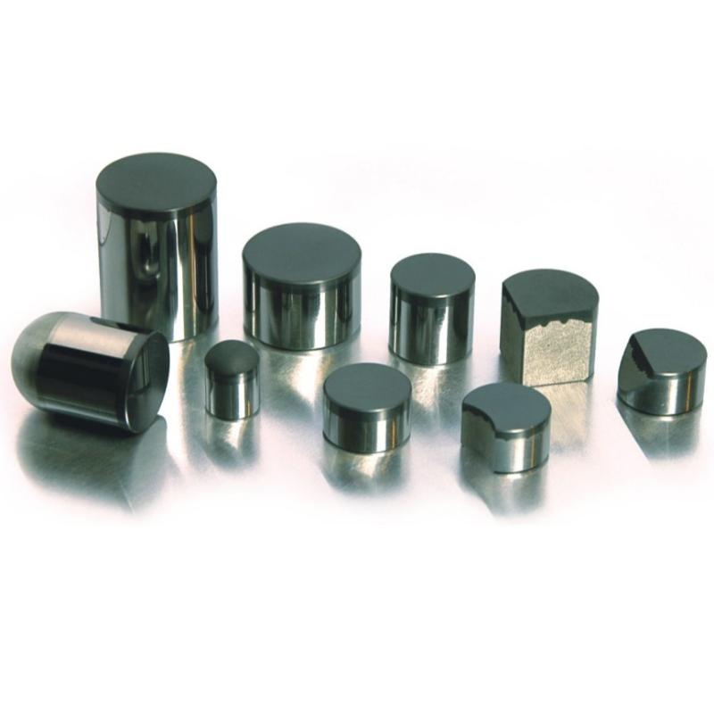Compactadores PCD para brocas de petróleo