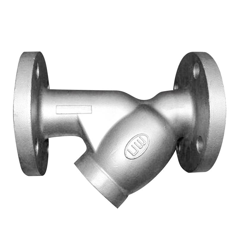 Limpeza de superfícies de produtos de fundição de precisão em aço inoxidável