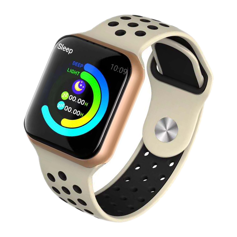 Bracelete Desportivo inteligente F8 (JYDA368) Detecção Da taxa cardíaca Detecção do nível de sono IP67 à Prova de água