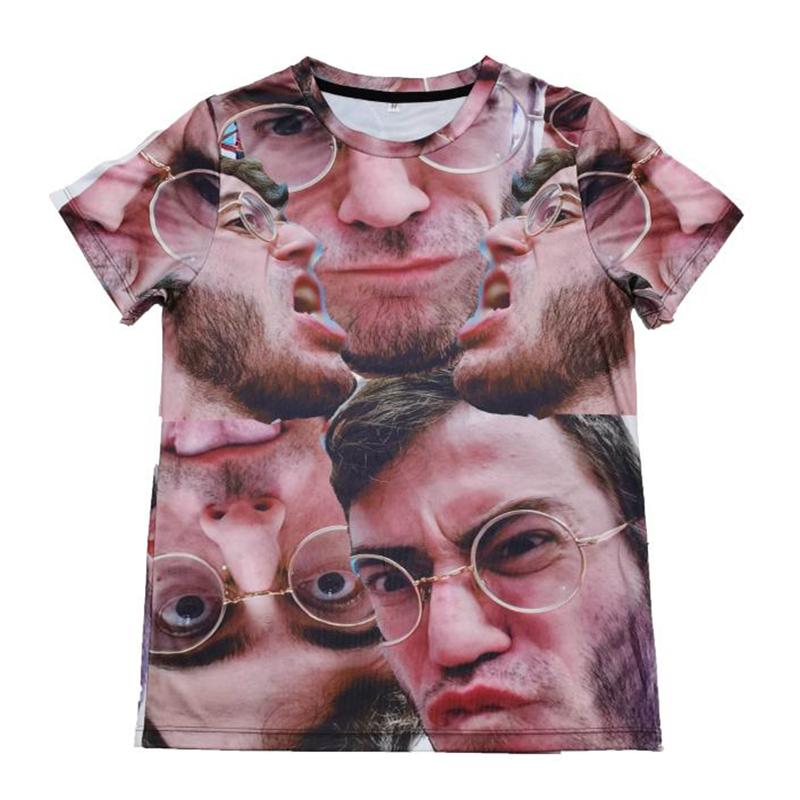 A sublimação completa do OEM imprimiu a camisa longa feita sob encomenda da luva T da roupa por atacado da camisa de T
