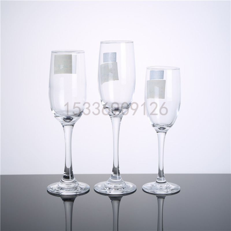 HUALA New Factory Direct Selling Wine Glass European Creative Champagne Crystal Wholesale