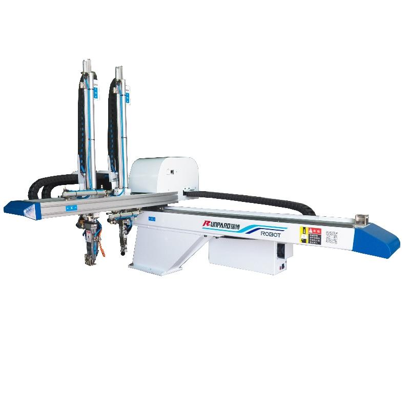 O manipulador será um Grande auxiliar Na produção de moldagem por injeção